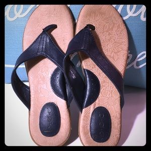 BOC leather sandals - 10M